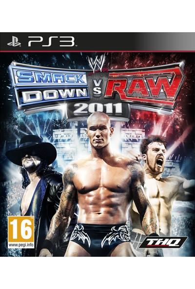 WWE SmackDown vs. Raw 2011 Ps3