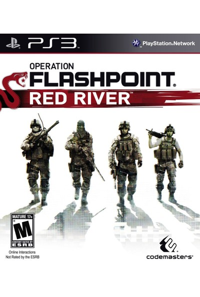 Operation Flashpoint Red River Ps3