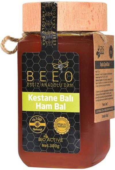 Bee'O 300 Gr. Kestane Balı Kastamonu Yöresi (Ham Bal)