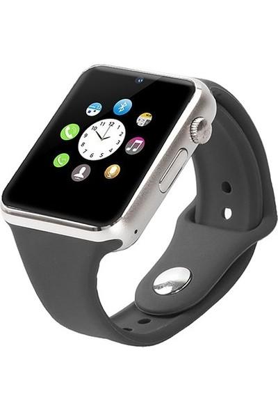 Everest Ever Watch EW-505 Bluetooth Akıllı Saat Gümüş