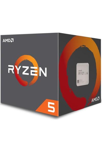 AMD Ryzen 5 1600X 3.60/4.00 GHz 16 MB Cache Soket AM4 İşlemci