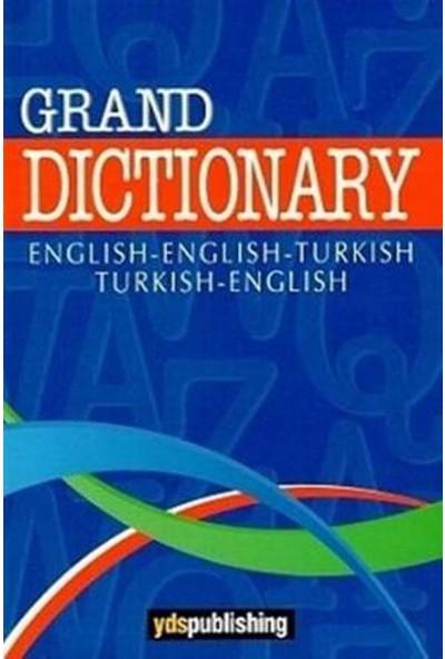 Grand Dictionary - Ş.Nejdet Özgüven