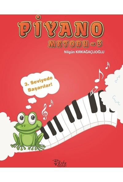 Piyano Metodu - 3