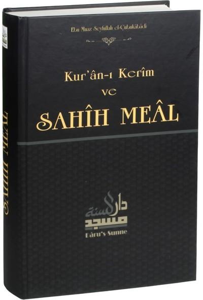 Kur'an-ı Kerim Ve Sahih Meal