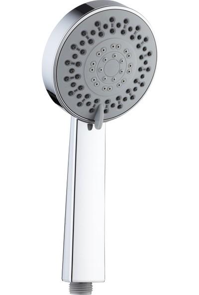 RST® MANNESMANN Duş Başlığı - T-Serisi - Poşet Ambalajlı