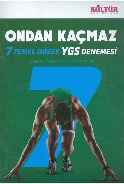 Ondan Kaçmaz Temel Düzey 7 li Kültür Yayınları