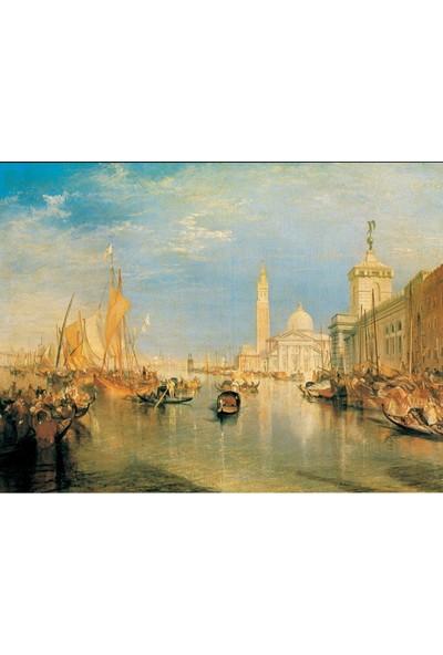 Gordion 1000 Parça - Venice Dogana San Giargo