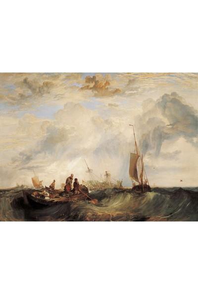 Gordion 1000 Parça - Joseph Wallord William