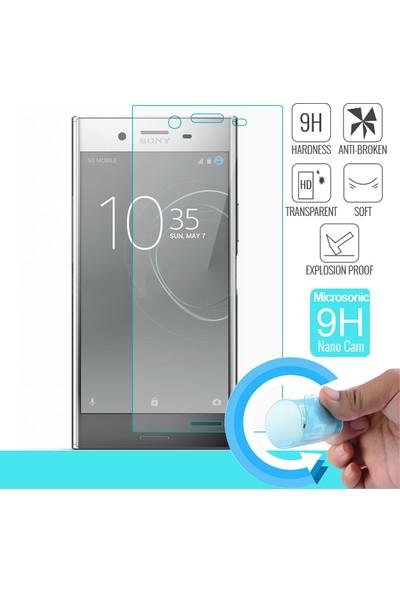 Microsonic Sony Xperia XZ Premium Nano Cam Ekran koruyucu film