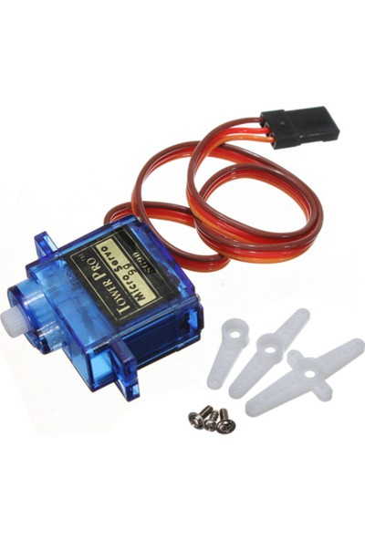 Mini Servo Motor Tower Pro SG90 RC Arduino Servo Motor Micro
