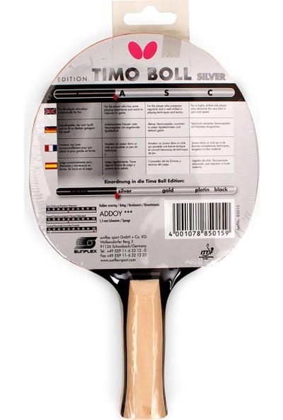 Butterfly Timo Boll Sılver Masa Tenisi Raketi 85015