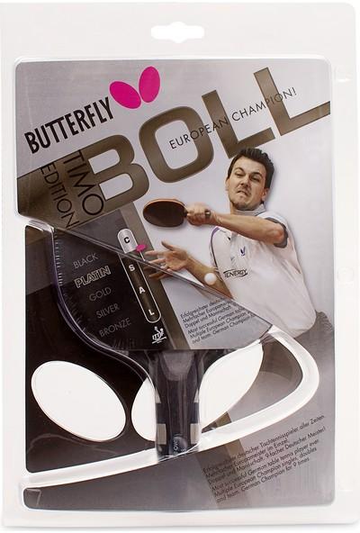 Butterfly Timo Boll Platin Masa Tenisi Raketi 85025