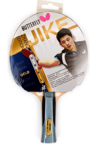Butterfly Zhang Jike Gold Masa Tenisi Raketi 85042
