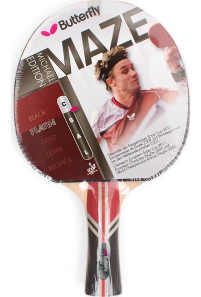 Butterfly Mıchael Maze Platin Masa Tenisi Raketi -85064
