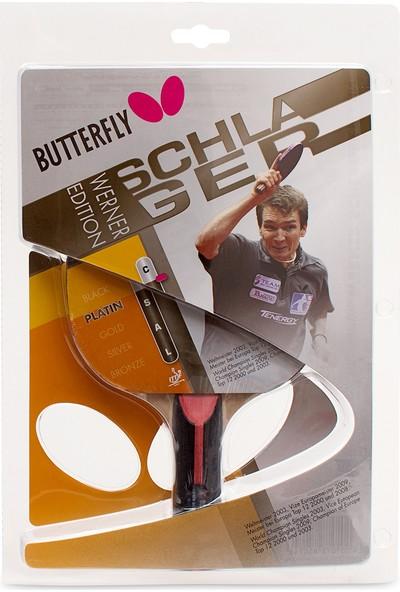 Butterfly Schlager Platin Masa Tenisi Raketi 85074