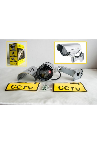 LOREX Caydırıcı IR Led Kamera