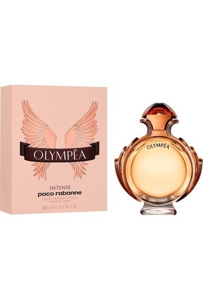 Paco Rabanne Olympea Intense Edp 80Ml Kadın Parfüm