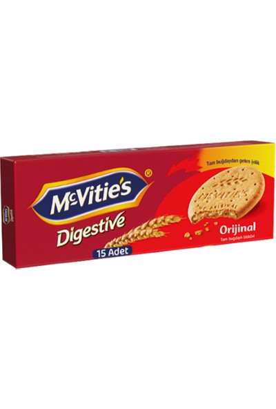 Mcvities Digestive Original 120 gr
