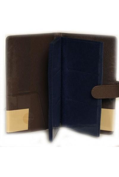 İnstax Laporta Kahverengi 120'lik Albüm