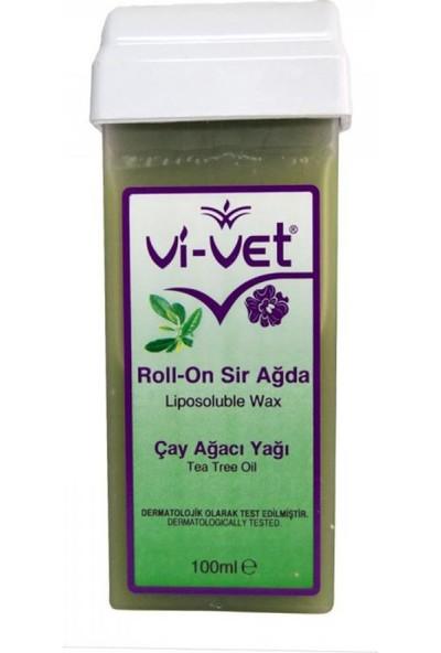 Vi-Vet Roll-On Sir Ağda Çay Ağaci Yağı 100 Ml