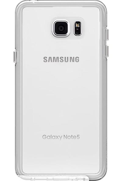 Case Mate Naked Tough Samsung Galaxy Note 5 Arka Kapak Şeffaf
