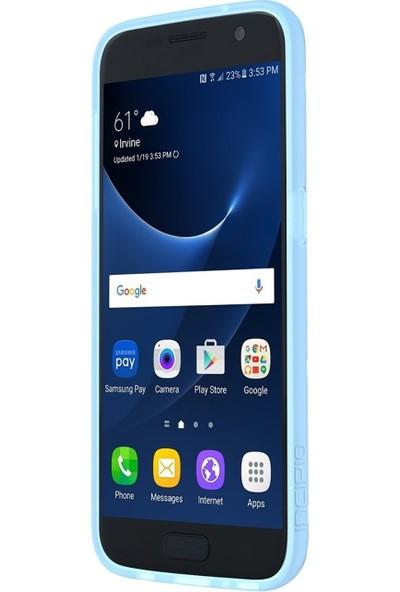 Incipio Maynard Tasarım Samsung Galaxy S7 Arka Kapak Lila-Gümüş