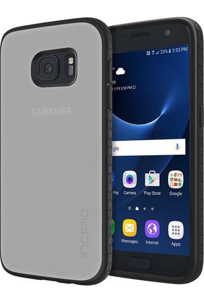 Incipio Octane Serısı Samsung Galaxy S7 Şeffaf Siyah