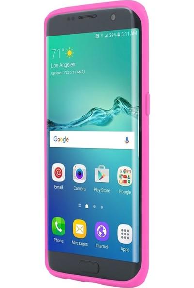 Incipio Twıll Block Serısı Samsung Galaxy S7 Edge Arka Kapak Pembe