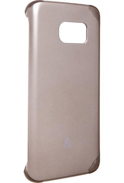 Anymode Uv Hard Samsung Galaxy S7 Arka Kapak Gold