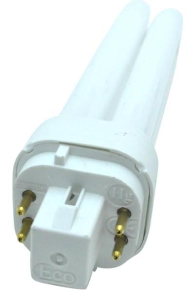Ge 18W 4Pin Plc Ampul (827/Sarı Işık)