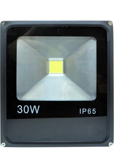 Ars 30W Cob Led Projektör (Beyaz Işık)