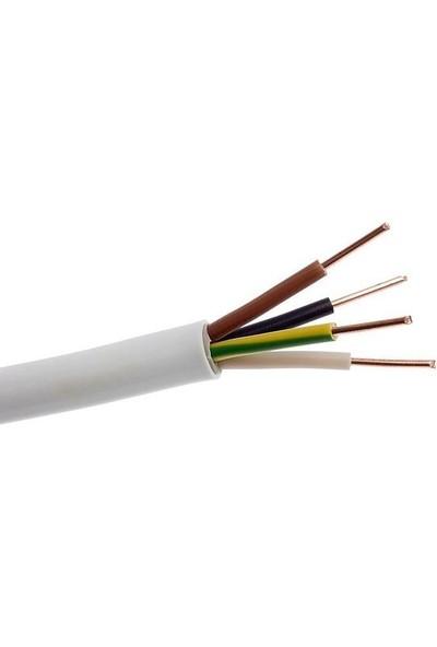 Borsan 4X4 Mm² (Nvv) Nym Kablo