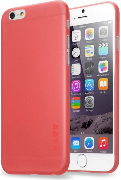 Laut Apple iPhone 6/6S Slim Skin Kılıf