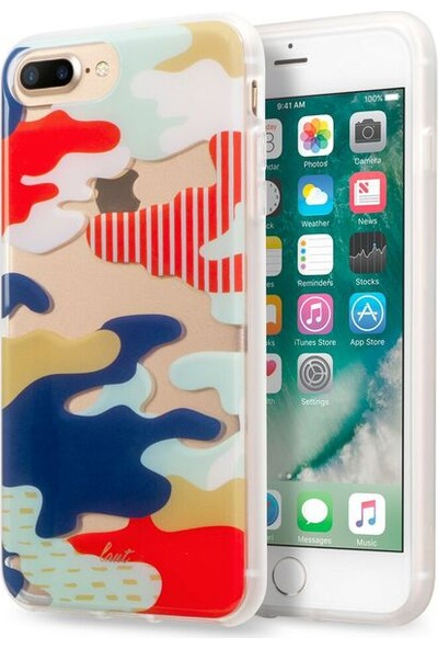 Laut Apple iPhone 7 Plus Pop Camo Kılıf