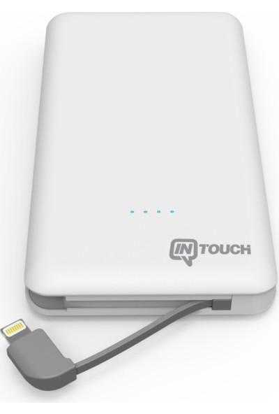 Intouch 10000 Mah MFI Lightning Powerbank