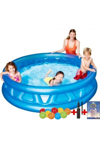 İntex Şişme Büyük Boy Kolezyum Çocuk Havuzu