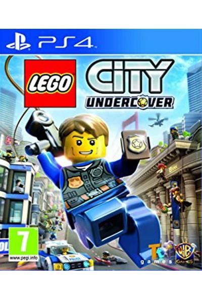 Lego City Undercover PS4 Oyun