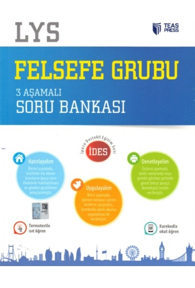 LYS FELSEFE GRUBU 3 AŞAMALI SORU BANKASI