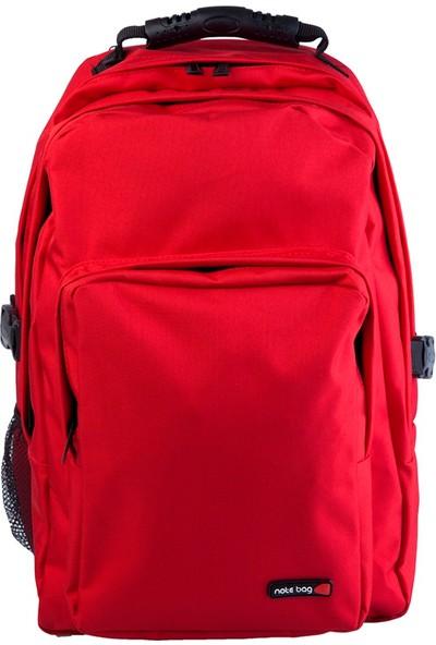 """NoteÇanta15.6"""" Notebook Sırt Çantası Kırmızı (160275)"""