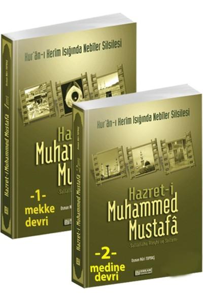 Hz.Muhammed Mustafa Mekke ve Medine Devri (2 Cilt Takım): Kur'an-ı Kerim Işığında Nebiler Silsilesi - Osman Nuri Topbaş