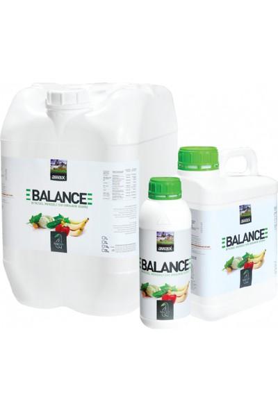 Awax Balance %25 Humik/Fulvik Asit Org. Sıvı Gübre 5 Kg