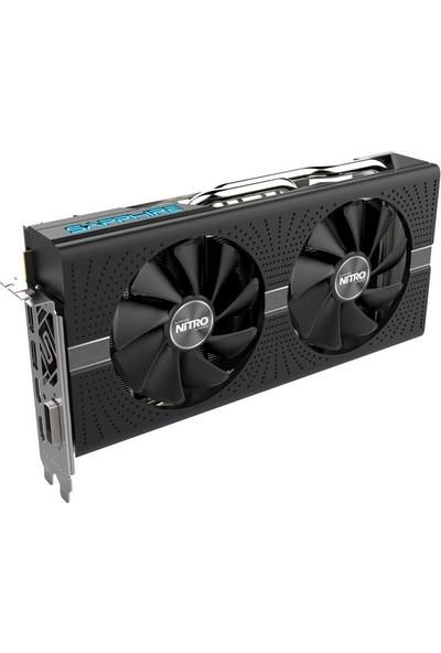 Sapphire Nitro+Amd Radeon RX 570 8G OC 256 Bit DDR5 (DX12) PCI-E 3.0 Ekran Kartı 11266-09-20G