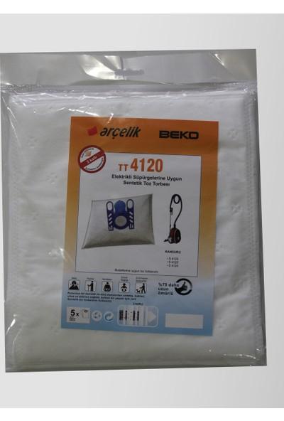 Arçelik Beko TT 4120 Kanguru Elektrikli Süpürge Toz Torbası