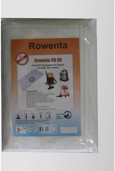 Rowenta RB 50 Elektrikli Süpürge Toz Torbası
