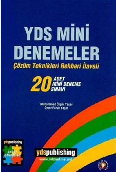 YDS Mini Denemeler (20'li)