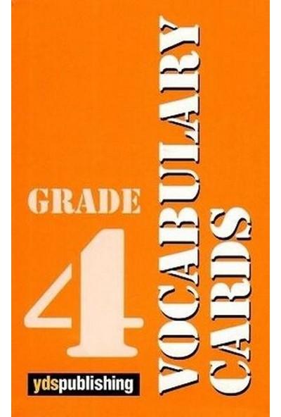 Vocabulary Cards Grade 4