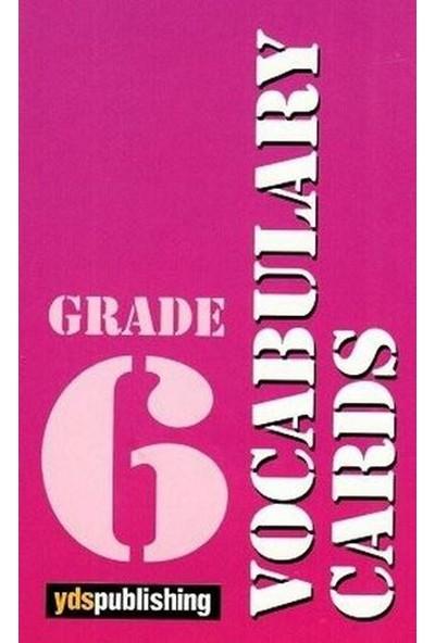 Vocabulary Cards Grade 6