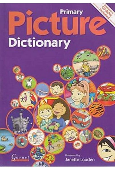 Primary Picture Dictionary (Interactive CD-Rom Included)