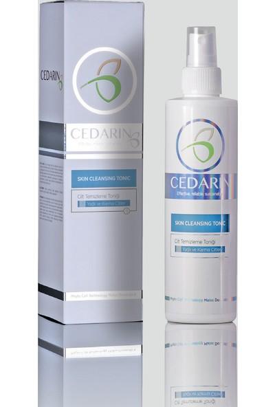 Cedarin Cilt Temizleme Toniği (Yağlı Ve Karma Ciltler)Skın Cleansıng Tonıc Oıly And Combınatıon Skın 225 Ml