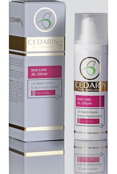Cedarin Sodıum Hyaluronate Jel Cilt Bakım Kremi Skın Care Jel Cream Wıth Sodıum Hyaluronate 18 Ml